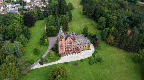 Gastehaus Schloss Saareck