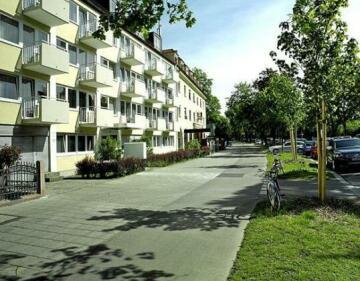 Frederics Munchen City Olympiapark