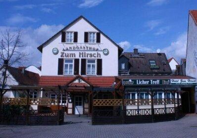Hotel zum Hirsch am Bahnhof