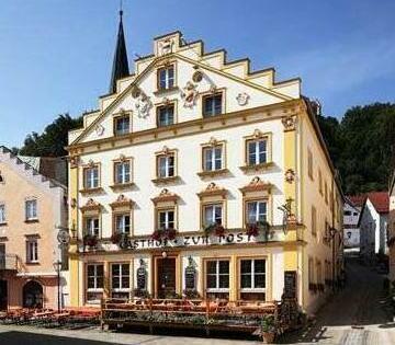Gasthof zur Post Riedenburg