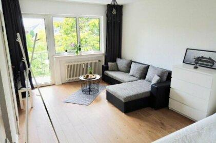 Modernes Apartment in Troisdorf-Spich mit Balkon