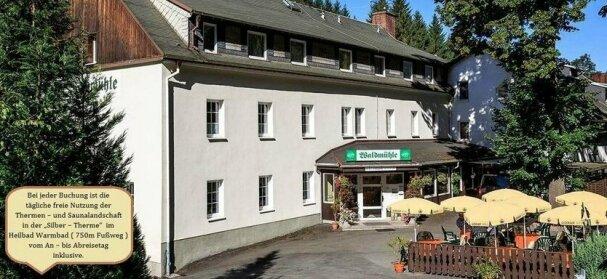 Hotel Restaurant Waldmuhle
