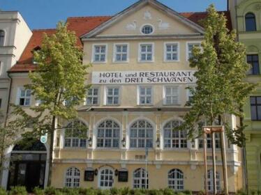 Hotel & Restaurant Drei Schwane Zeitz