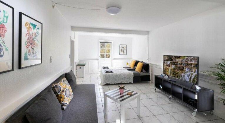 Apartment suite 1 Aalborg Center- Photo2