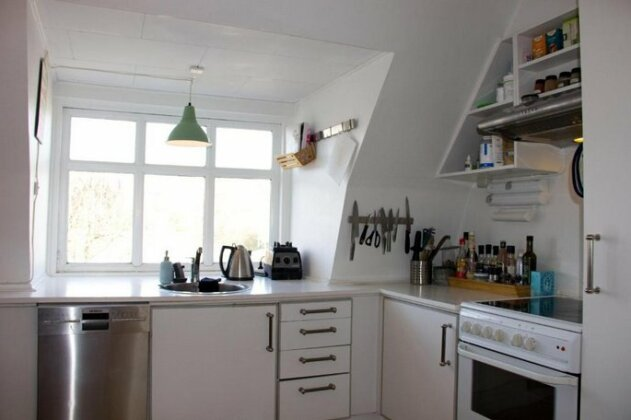 Cozy Villa Apartment Aalborg- Photo3
