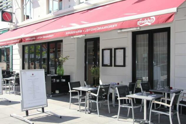 Ferdinand Hotel - Bar - Restaurant- Photo3