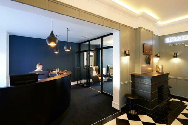 Hotel Ritz Aarhus City- Photo2