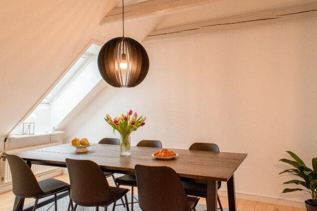 Lovely 2 bedroom Apartment in the centre of Aarhus- Photo5