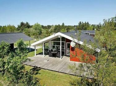 Four-Bedroom Holiday home in Blokhus 3