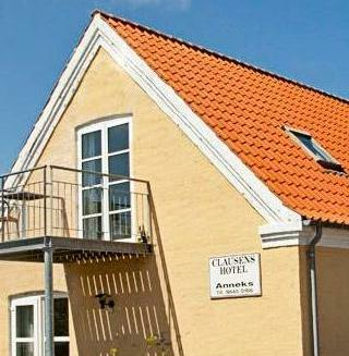 Clausens Hotel Anneks