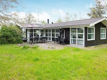 Four-Bedroom Holiday home in Knebel 7