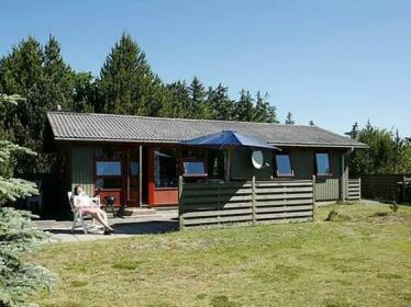 Three-Bedroom Holiday home in Logstor 11