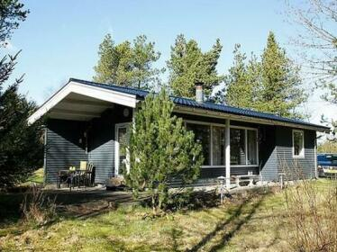 Two-Bedroom Holiday home in Hojslev 1