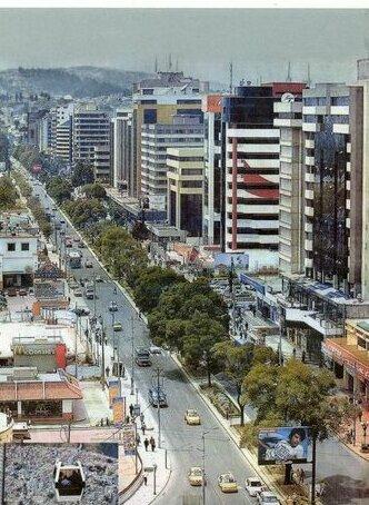 Homestay in Quito near Naciones Unidas E Inaquito
