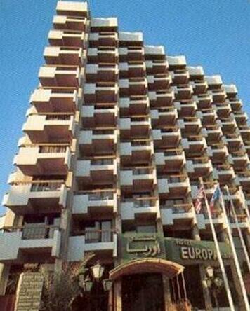 Europa Hotel Cairo