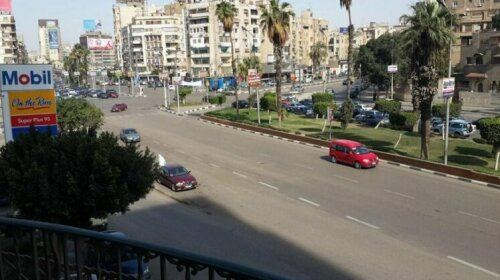 Full Apartment in Nefertiti Building - Roxy Heliopolis