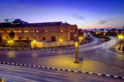 Heart of Cairo - TAHRIR Square