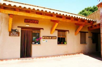 Tantaka - Albergue Los Meleses