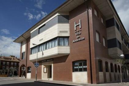 Hotel Villa De Andosilla