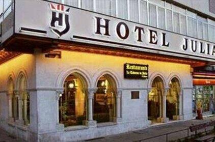 Hotel Julia Aranda de Duero