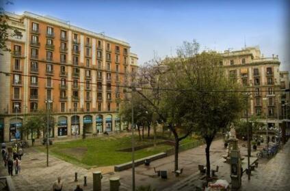 Apart Rembrandt Apartments Barcelona