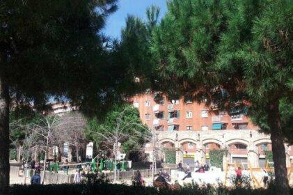 Atico Near Torre Agbar