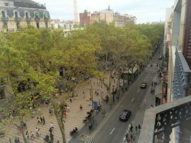 Barcelona City Ramblas Hostel