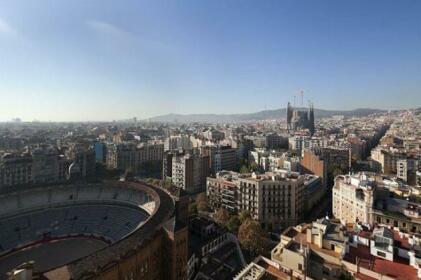 ChicRoomBarcelona Monumental Views