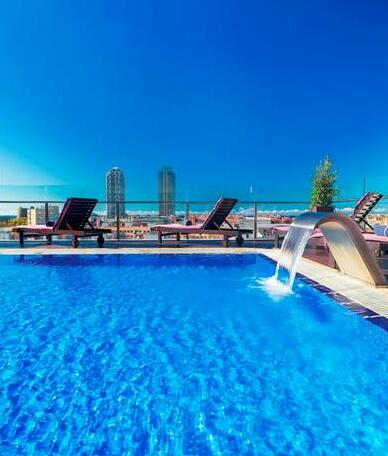 H10 Marina Barcelona Hotel- Photo5