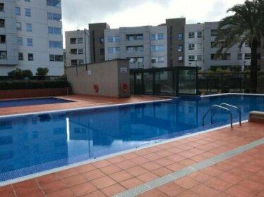 Habitacion bano privado terraza y piscina