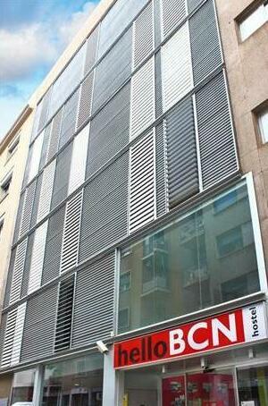 HelloBCN Youth Hostel Barcelona