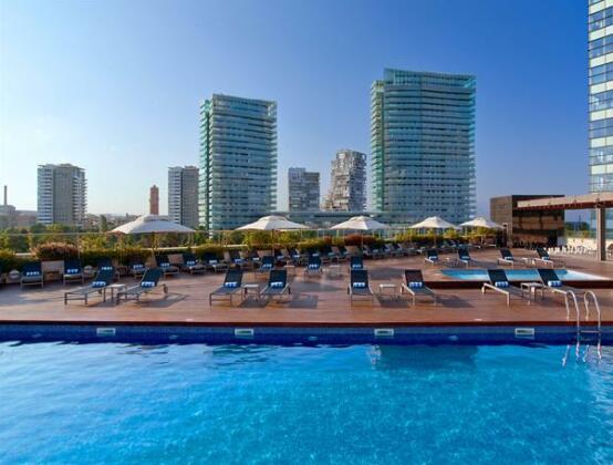 Hilton Diagonal Mar Barcelona- Photo2