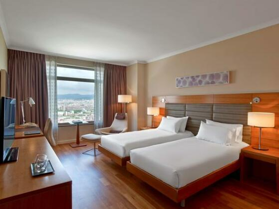 Hilton Diagonal Mar Barcelona- Photo4