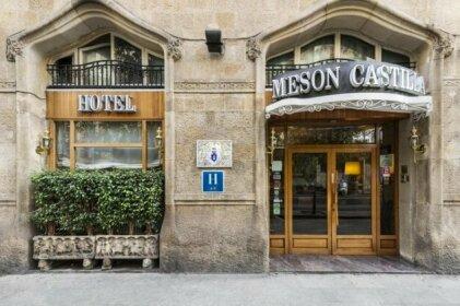 Hotel Meson Castilla Atiram