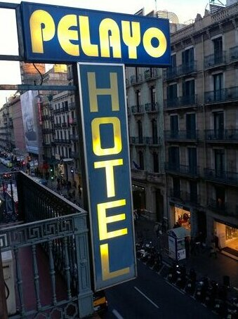 Hotel Pelayo Barcelona