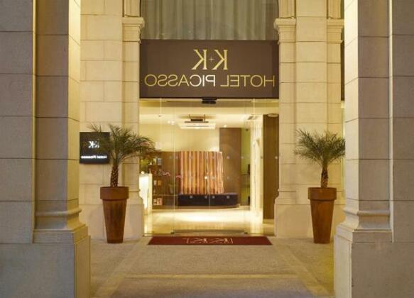 K+K Hotel Picasso El Born- Photo3