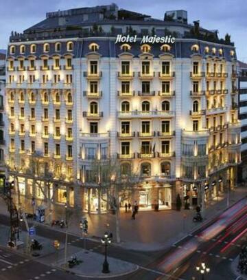 Majestic Hotel & Spa Barcelona GL