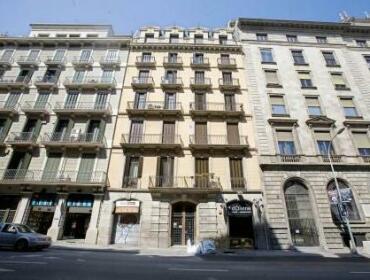 Plaza Catalunya Terrace Penthouse