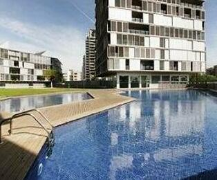 Pool 3 Bedroom Apartment Barcelona