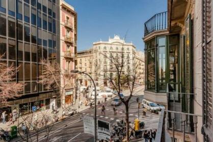 Sunny Passeig de Gracia