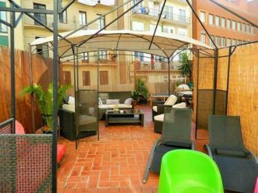 Terrace Rooms in Placa Catalunya