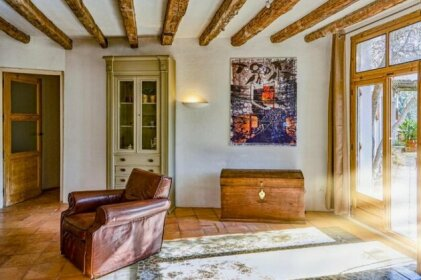 Tuscan Villa at Masia Nur Sitges