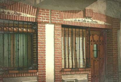 La Casa Del Soto De Arriba