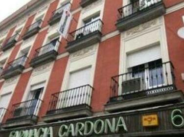 Hostal Santo Domingo Madrid