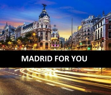 MADRID FOR YOU - Lovely Apartment
