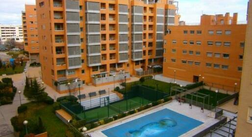 Madrid Rio Suites