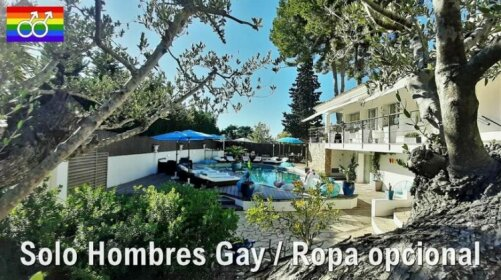 La Cigaliere Sitges gay only