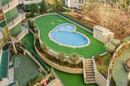 Apartamento&piscina cerca de Barcelona