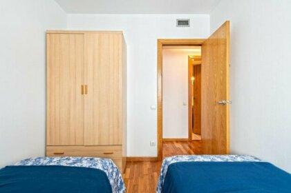 Calido apartamento con piscina en Barcelona