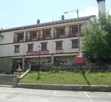 Hotel Aragon Santa Cruz de la Seros